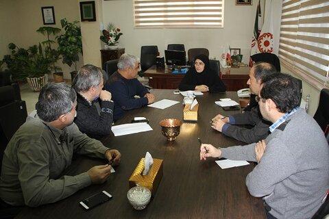 نشست روزانه کمیته پیشگیری از بیماری های واگیر آذربایجان شرقی