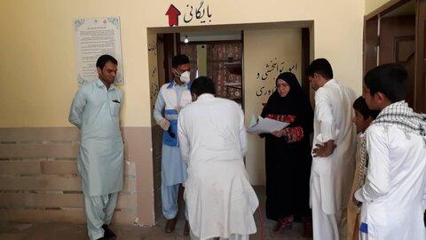 ضد عفونی ادارات بهزیستی و مراکز تحت نظارت جهت پیشگیری از ویروس کرونا