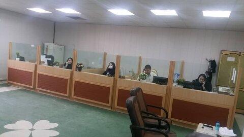 گزارش تصویری| پاسخگویی به مراجعان مرکز صدای مشاور ۱۴۸۰ به دلیل استرس کرونا