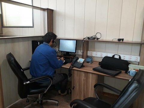 گزارش تصویری | فعالیت روانشناسان و مشاورین خط مشاوره تلفنی ۱۴۸۰ بهزیستی استان یزد