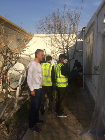 گزارش تصویری | ضد عفونی کلیه ادارات بهزیستی استان و مراکز تحت نظارت جهت پیشگیری از کرونا ویروس