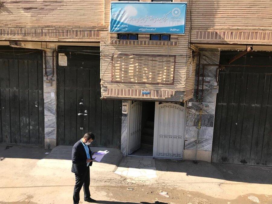 گزارش تصویری | بازدید از مراکز شبانه روزی بهزیستی لرستان