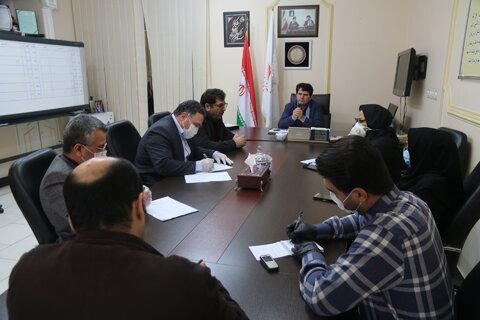 چهارمین نشست کمیته پیشگیری از بیماری های واگیردار در گلستان