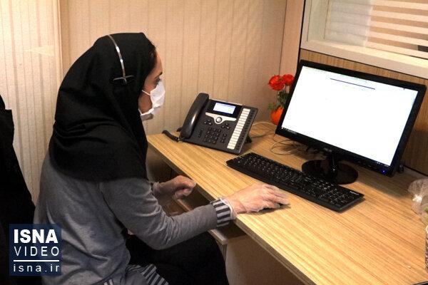 ویدئو | گزارشی از فعالیت مشاورهای به شهروندان نگران از کرونا توسط مرکز صدای مشاور بهزیستی