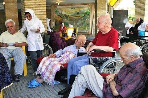 ملاقات با سالمندان، معلولین و بیماران روانی مزمن مراکز شبانه روزی در ایام نوروز ممنوع است