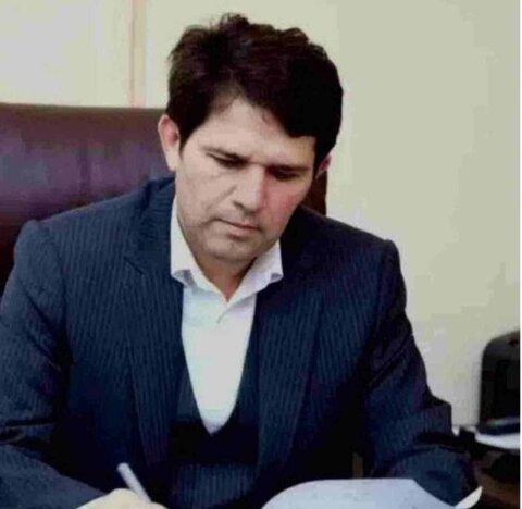 پیام تسلیت مدیرکل بهزیستی گلستان در پی درگذشت مدیرکل تامین اجتماعی استان