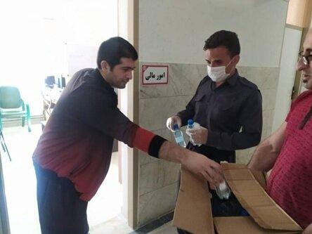 اقدامات اداره بهزیستی شهرستان بانه در راستای پیشگیری از وقوع ویروس کرونا
