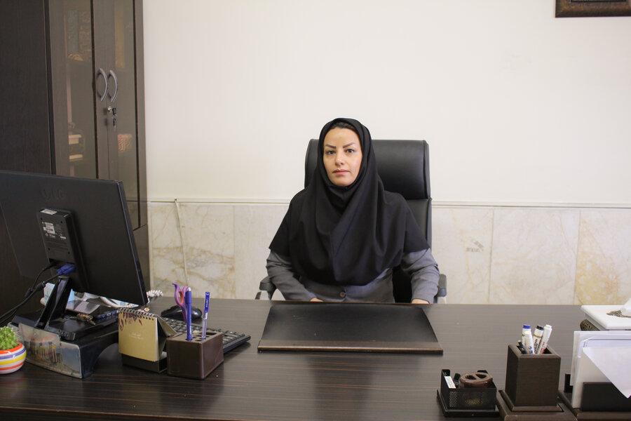 مریم صدیقی معاون اجتماعی بهزیستی استان اقدامات این معاونت در جهت مقابله با کرونا ویروس را تشریح کرد