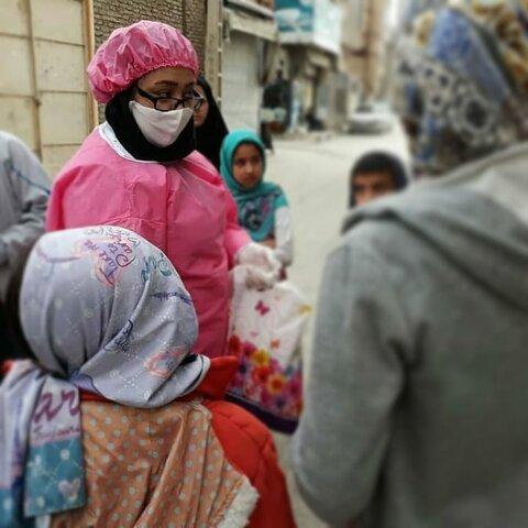 پیشگیری از کرونا ویژه کودکان کار