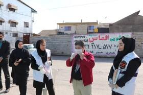 فیلم| اقدامات اورژانس اجتماعی بهزیستی استان مازندران در مناطق حاشیه جهت پیشگیری و کنترل گسترش ویروس کرونا