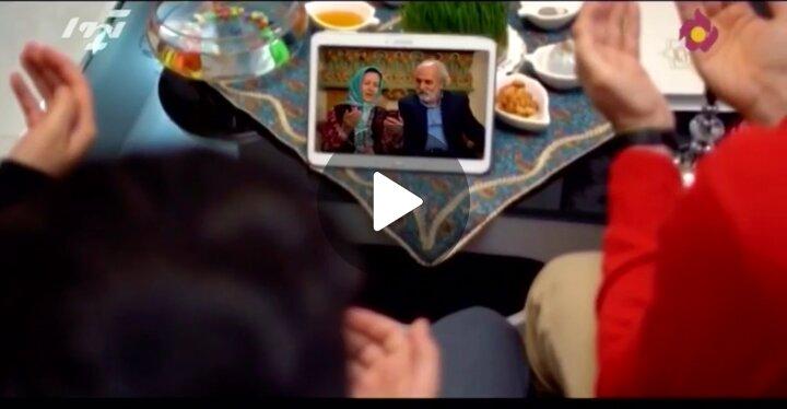 فیلم| عید دیدنی متفاوت، مراقب سالمندانمان باشیم