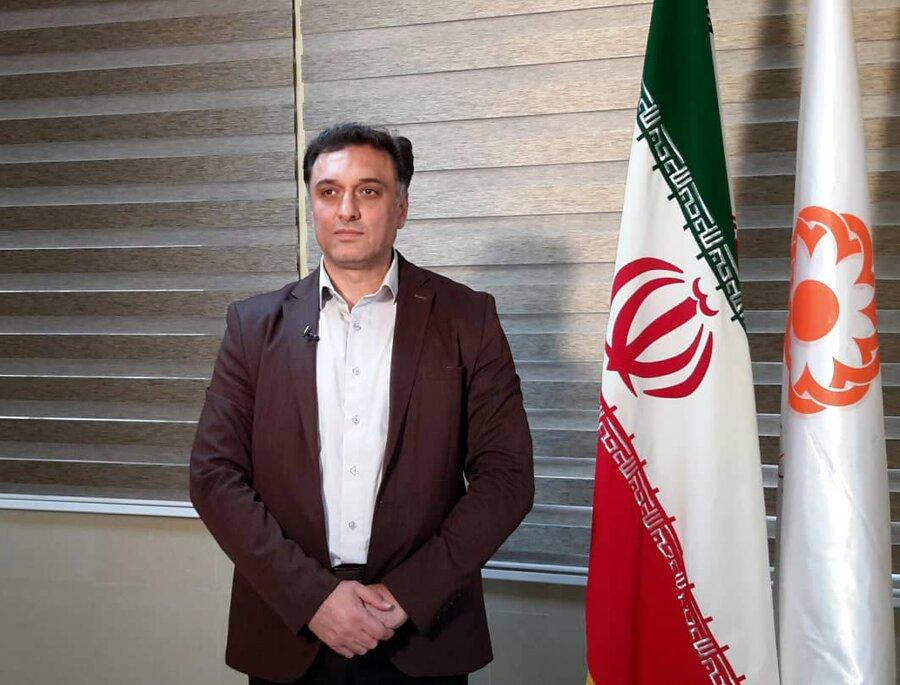 فیلم| پیام  نوروزی مدیرکل بهزیستی استان