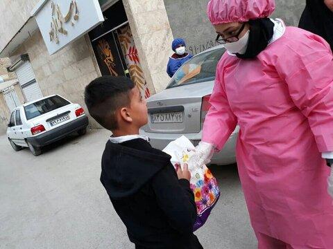 گزارش نهایی اقدامات طرح پیشگیری و آموزش کودکان کار و خیابانی در خصوص کرونا توسط تیمهای داوطلب در مشهد