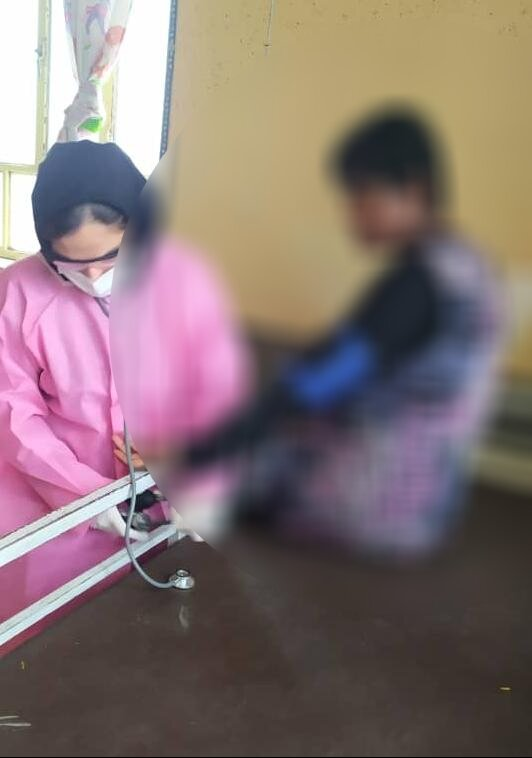 رامهرمز|اقدامات پیشگیرانه از شیوع ویروس کرونا در مرکزنگهداری معلولان ذهنی