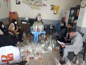 اقدامات ضد کرونایی مراکز تحت نظارت بهزیستی خراسان جنوبی در ایام عیدنوروز