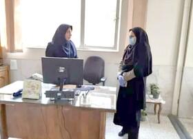 اصفهان| گزارش تصویری| حضور مدیرکل و اعضای شورای معاونین بهزیستی استان  در مراکز شبانهروزی