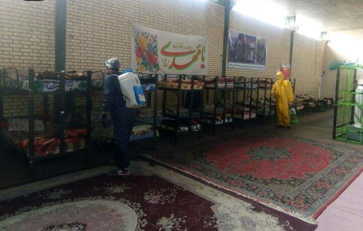 اقدامات بهزیستی استان زنجان در پیشگیری از کووید 19