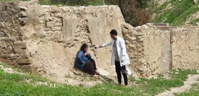 اقدامات مراکز کاهش آسیب اعتیاد بهزیستی خوزستان در پیشگیری از شیوع ویروس کرونا