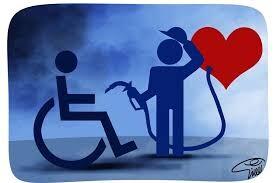 هدیه ویلچر برقی به ارزش ٢٧۰میلیون ریال به فرد دارای معلولیت