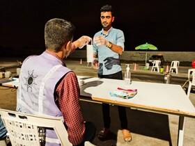 بندرعباس | جمعیت  همیاران سلامت روان  اجتماعی در میدان مبارزه با ویروس کرونا