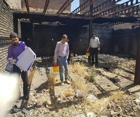 تجهیز تیمهای سیار غربالگری بهزیستی در محلهای مورد نیاز پیشگیری از شیوع کرونا