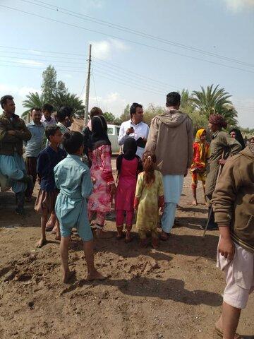 تعداد ٢ هزار و٧۰۰ مددجو بهزیستی کرمان از سیل خسارت دیدند