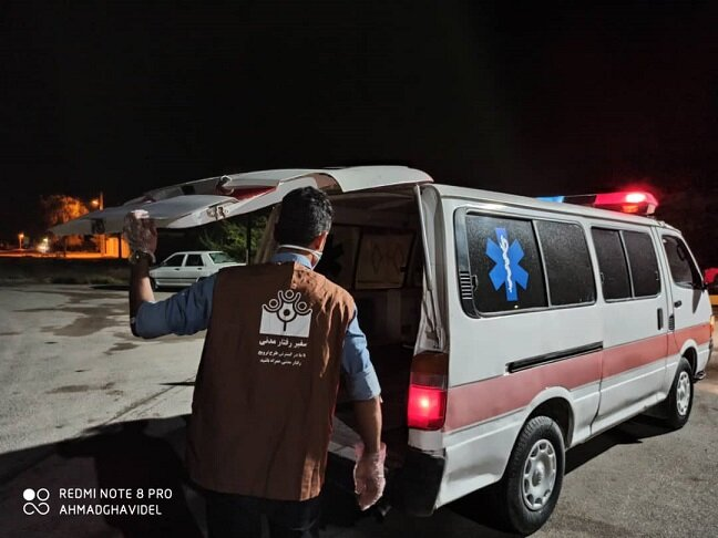 جمعیت  همیاران سلامت روان  اجتماعی در میدان مبارزه  با ویروس  کرونا