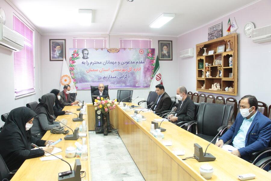 برگزاری نهمین جلسه کمیته پیشگیری از بیماری های واگیر دار