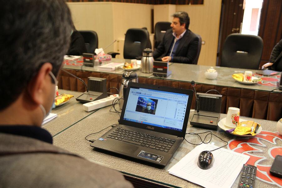 چهاردهمین جلسه کمیته پیشگیری از بیماری های واگیر بهزیستی مازندران