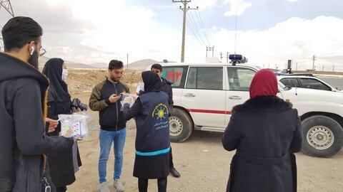 فیلم/ گزارش اقدامات پایگاه همیاران سلامت روان شهرستان بروجن