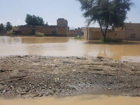 بیشترین خسارت ناشی از سیل متوجه مددجویان روستاهای رودبار جنوب شده است