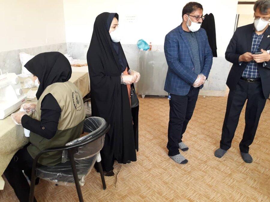 کلیپ| گزارش فعالیت پایگاه همیارن سلامت روان شهرستان سامان در زمینه پیشگیری از شیوع کرونا