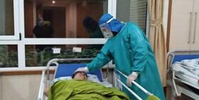 گزارشی از خدمت رسانی مدافعان سلامت به سالمندان و معلولان مستقر در مرکز کهریزک در ایام کرونا