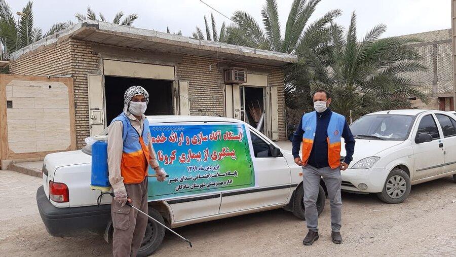 در رسانه|خدمات رایگان مشاوره در خوزستان برای مقابله با ویروس کرونا