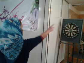 گزارش تصویری ا نشاط و شادی و ورزش در بین سالمندان و معلولین مرکز شبانه روزی  بهزیستی استان اردبیل