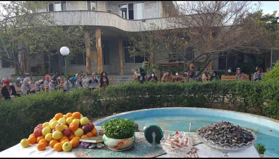 گزارش تصویری | جشن روز طبیعت در مراکز شبانه روزی تحت نظارت بهزیستی مازندران