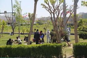 معتادان متجاهر تهرانی ساماندهی می شوند