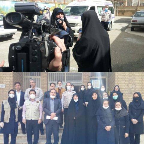 ارائه ۳۶ هزار خدمت توسط اورژانس اجتماعی بهزیستی استان کرمانشاه در سال ۹۸