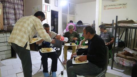 مرکز سرپناه شبانه فرحزاد