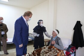 ویدئو | پخش بازدید مدیر کل بهزیستی مازندران از روند اقدامات پیشگیرانه در مرکز نگهداری از سالمندان مهراوران شمال از سیمای مرکز استان