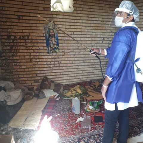 گزارش تصویری/افراد بی خانمان