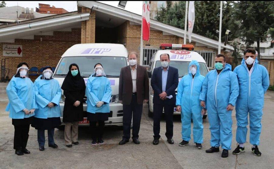 افزایش تماس با خط ۱۲۳  اورژانس اجتماعی بزیستی استان مازندران