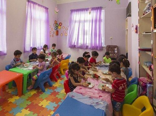 مهدهای کودک بهزیستی تسهیلات کم بهره بانکی دریافت می کنند