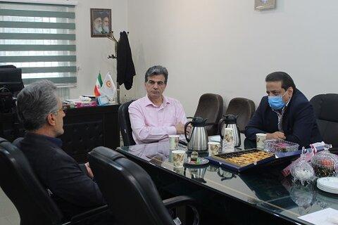 ری | نشست همکاری بهزیستی و شبکه بهداشت و درمان شهرستان ری  برگزار شد