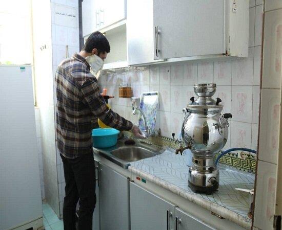 کردستان |  گزارش تصویری | پیشگیری از کرونا ویروس