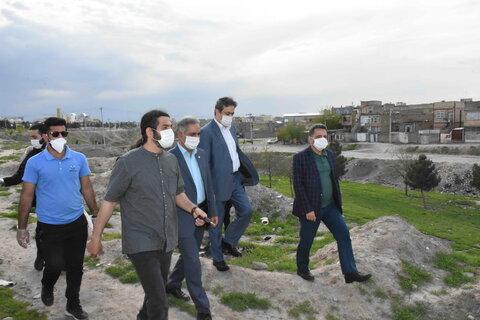 جولان بیش از 9 هزار معتاد متجاهر در حاشیه شهر مشهد