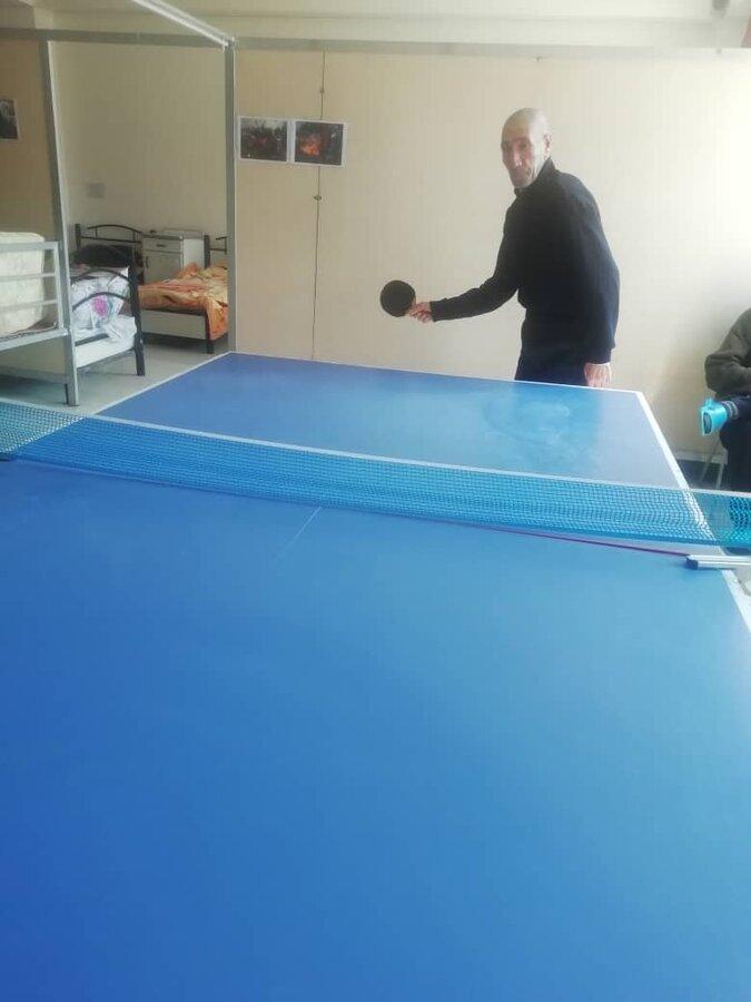 گزارش تصویری  ا ورزش در مراکز شبانه روزی بهزیستی استان اردبیل