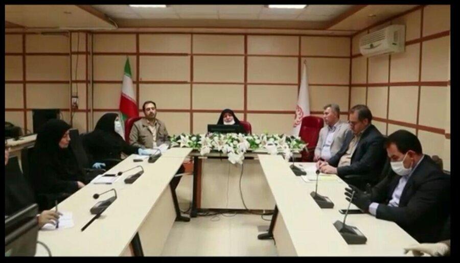 فیلم|عملکرد بهزیستی استان کرمانشاه در راستای پیشگیری از شیوع ویروس کرونا