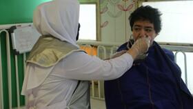 ببینید| تلاش و مراقبت عاشقانه مادریاران و پرستاران مرکز نگهداری افراد دارای معلولیت جسمی و ذهنی «امام علی (ع)» در روزهای کرونایی