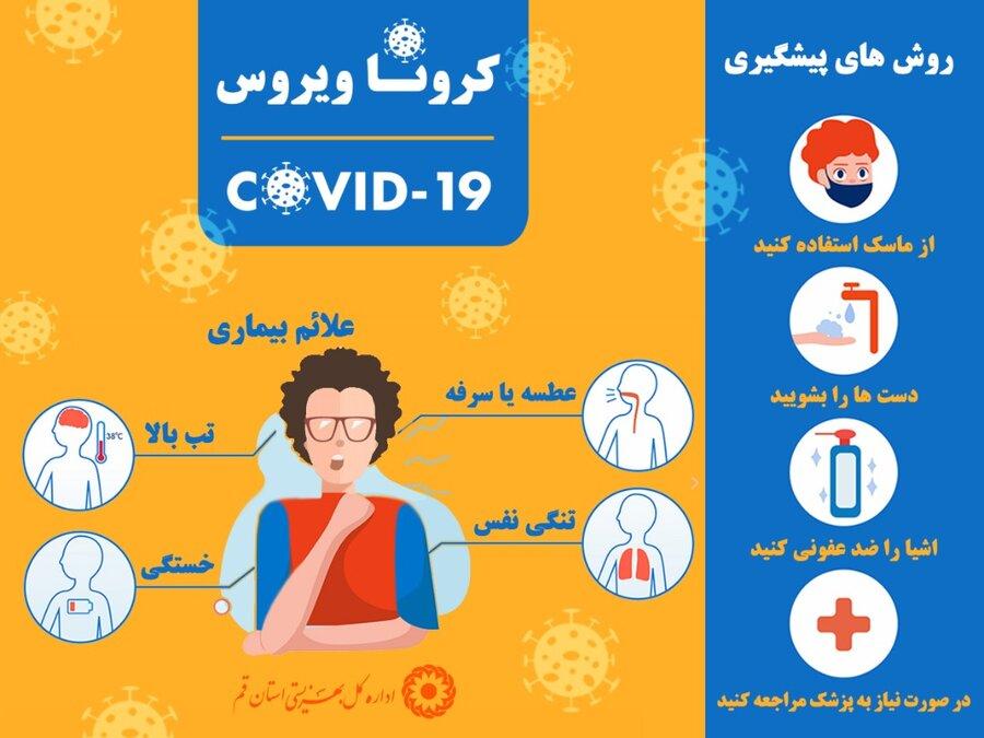 روشهای پیشگیری از بیماری کرونا